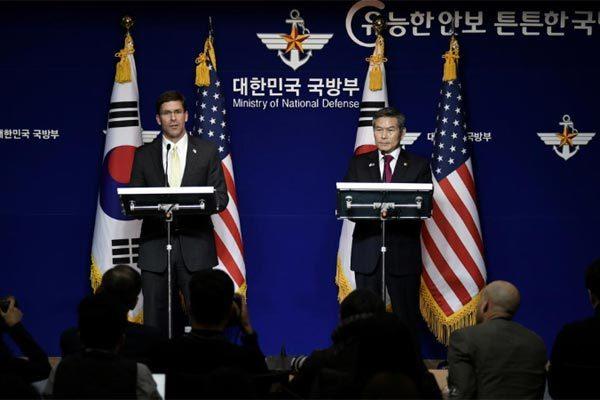 Mỹ,Hàn Quốc,Triều Tiên,tập trận chung