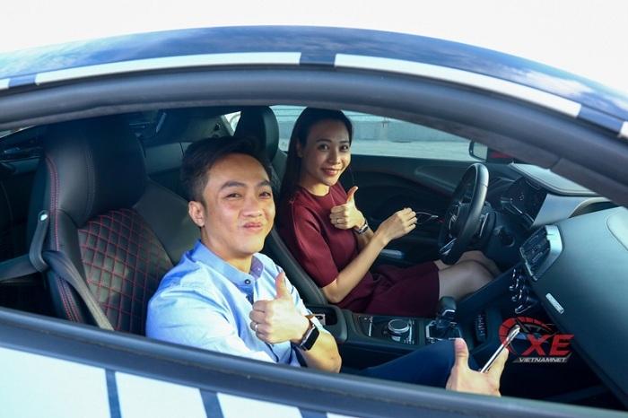 Đàm Thu Trang tặng chồng quà 'khủng' mất 4 tháng chuẩn bị