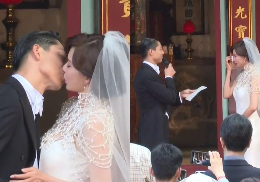 Lâm Chí Linh,lễ cưới Lâm Chí Linh