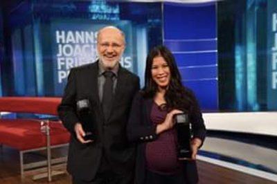 Nữ tiến sĩ gốc Việt đạt giải truyền hình nổi tiếng ở Đức