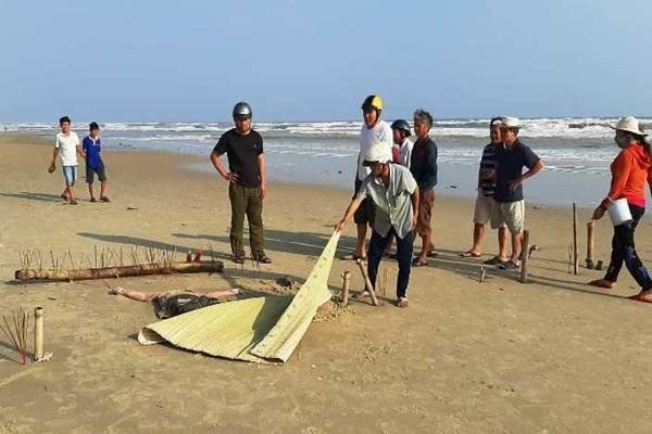 Nhiều tình tiết mới vụ thi thể không đầu trôi dạt bờ biển Quảng Nam