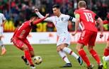 Luxembourg 0-1 Bồ Đào Nha: Fernandes mở tỷ số  (H1)