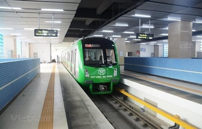 Opening of Hanoi's first railway delayed by administrative obstacles