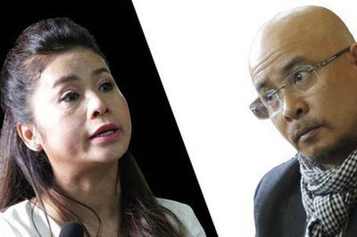 Vợ chồng ông chủ Trung Nguyên khiến Tòa 'chóng mặt'