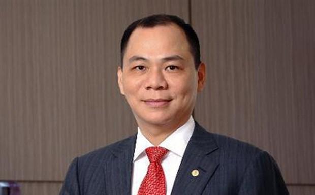 Vingroup Chairman listed among world's 50 theme park influencers