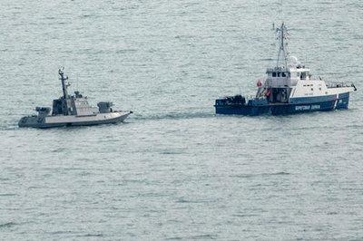 Nga trả các tàu hải quân bị bắt giữ cho Ukraina