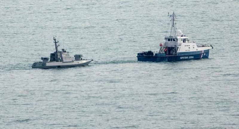 Nga,Ukraina,tàu hải quân,xung đột