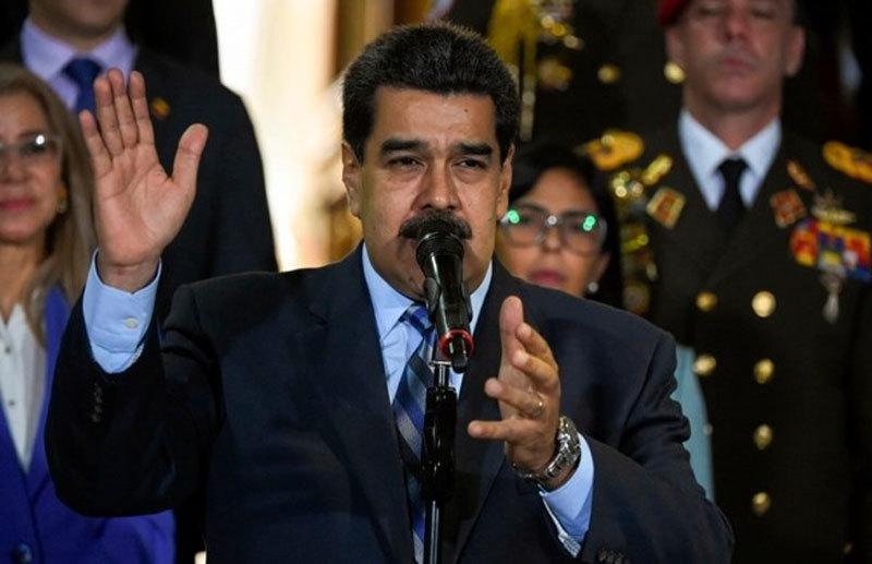 Venezuela bắt một loạt sĩ quan âm mưu lật đổ chính quyền