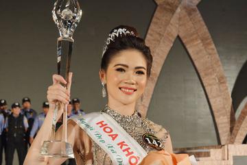 Cô gái 21 tuổi đăng quang Người đẹp xứ dừa 2019