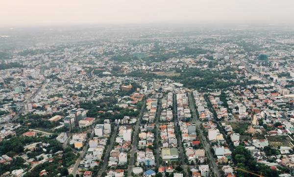 Khám phá 'khu nhà giàu' ở Bình Dương