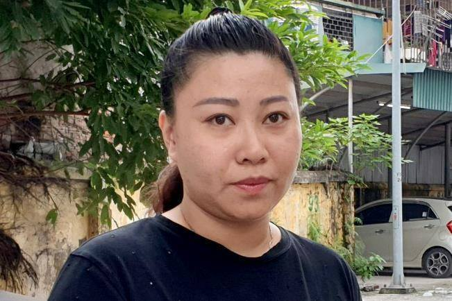 Công an Hà Nội yêu cầu bà Lê Thị Hiền xuất ngũ