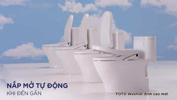 Người Việt 'chuộng' thiết bị vệ sinh tự động kiểu Nhật