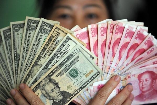 Tài chính,thương mại,USD,Nhân dân Tệ,Mỹ,Trung Quốc,thương chiến