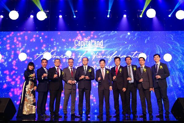 CapitaLand kỷ niệm 25 năm hành trình kiến tạo tại Việt Nam