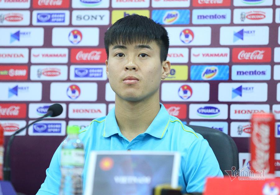 """HLV Park Hang Seo: """"Công Phượng ghi bàn, Việt Nam thắng Thái Lan"""""""