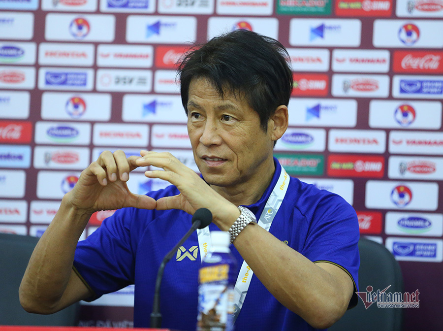 HLV Nishino chưa bị 'trảm', sắp trở lại Thái Lan