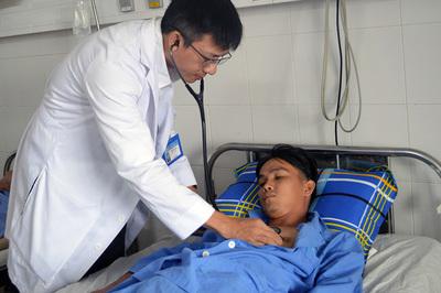 Thanh niên 23 tuổi ở Cần Thơ bị nhồi máu cơ tim sau khi uống bia