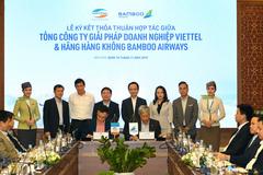 Viettel và FLC tiếp tục hợp tácđẩy mạnh chuyển đổi số