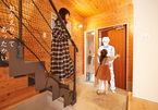 Công ty Nhật Bản cung cấp nhà có sẵn vợ con để khách hàng trải nghiệm