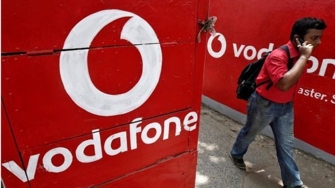 How did Vodafone lose $7bn in India in just one quarter?