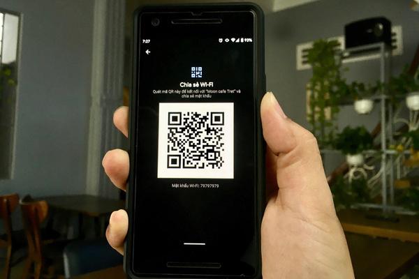Cách xem lại mật khẩu các mạng Wi-Fi đã từng kết nối trên Android 10