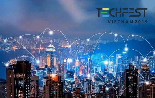 Làng đô thị thông minh tại Ngày hội khởi nghiệp đổi mới sáng tạo Techfest 2019