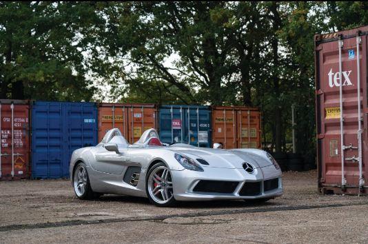 40 siêu xe đắt nhất thế giới sắp tham gia đấu giá mới