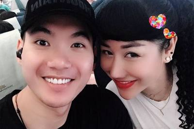 Trương Nam Thành kỷ niệm 1 năm ngày cưới với nữ đại gia hơn 15 tuổi