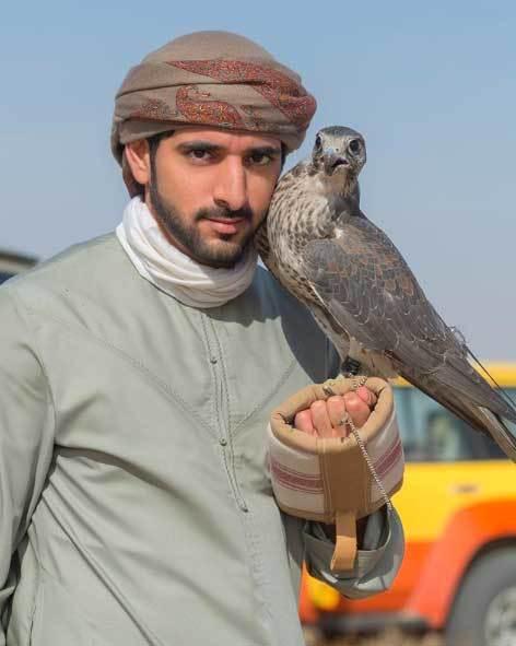 Ngắm vẻ đẹp nam tính của các chàng trai Ảrập