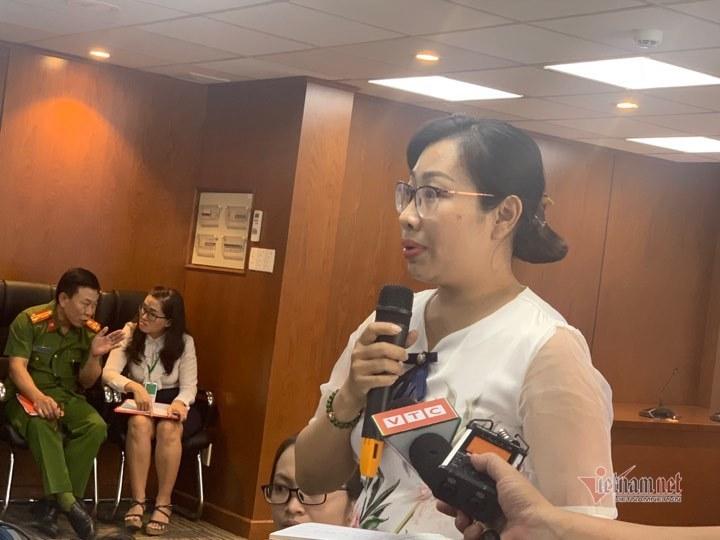 Vụ Nguyễn Tiến Dũng dâm ô: Nữ trưởng phòng 'tự ý' điều tra cả chục ngày