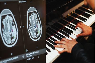 Nghệ sĩ piano vừa nằm trên bàn phẫu thuật não vừa chơi đàn
