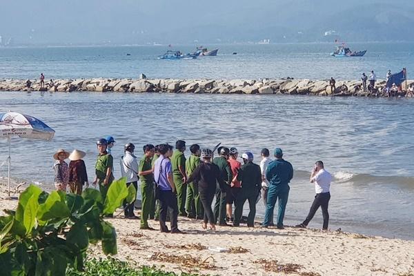 Phát hiện thi thể 1 phụ nữ nổi trên biển ở Đà Nẵng