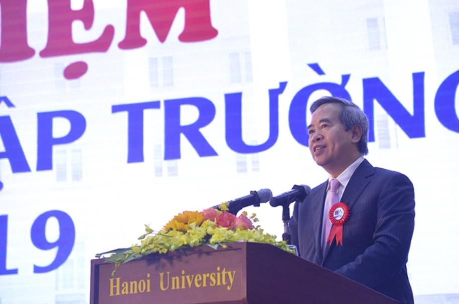Trường ĐH Hà Nội đặt mục tiêu giáo dục theo tiêu chuẩn quốc tế