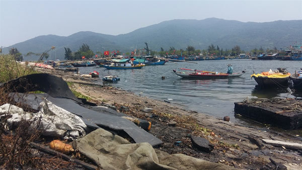 New approach to reduce plastic waste in Vu Gia-Thu Bon River
