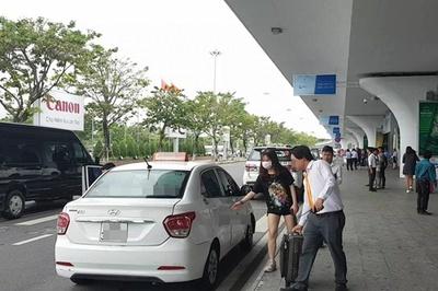 Chở khách đi lòng vòng, tài xế taxi ở Đà Nẵng bị đình chỉ kinh doanh