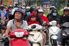 Thời tiết 3 ngày tới, Sài Gòn se lạnh, Hà Nội rét