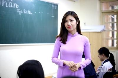 Cô giáo dạy văn từ chuyện kể lớp mình, talkshow truyền hình