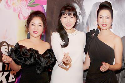 Á hậu Trịnh Kim Chi sản xuất phim ma, Vlog để làm từ thiện
