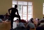 Thầy dạy võ đấm đá không thương tiếc học viên nhỏ tuổi ở Vĩnh Phúc