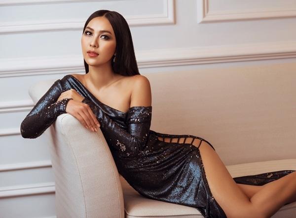 45 thí sinh Hoa hậu Hoàn vũ Việt Nam lộng lẫy với đầm dạ hội