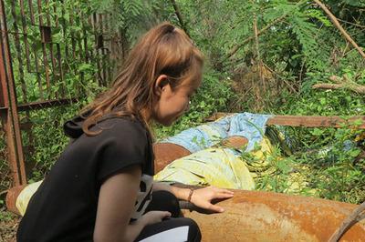 Bà chủ buôn vỏ bom ở Quảng Trị, có ngày thu mua 5 tấn