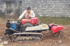 Chiếc máy nông nghiệp '15 trong 1' không người lái độc nhất vô nhị ở VN