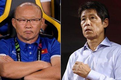 Thầy Park tái đấu HLV Nishino: Thận trọng quá có thể sai lầm...