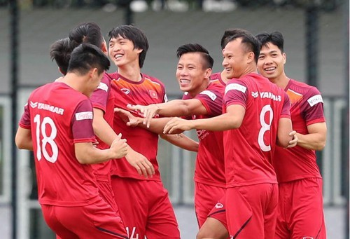 Vietnam places No 92 in FIFA November ranking