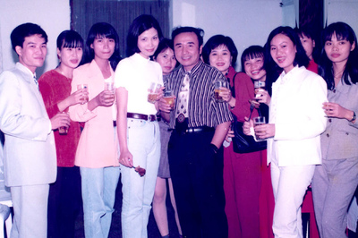 Vũ Cẩm Nhung kể về người thầy giúp mình đoạt giải nhất hùng biện