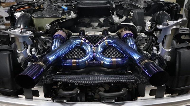 Cường Đô la độ pô độc giá gần nửa tỷ cho McLaren 720S