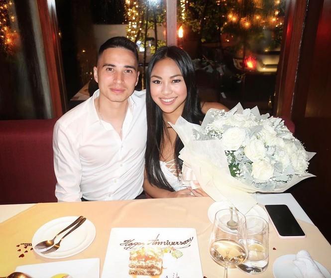 Sao tuyển Thái Lan người hạnh phúc bên cựu mẫu, người chia tay mỹ nhân