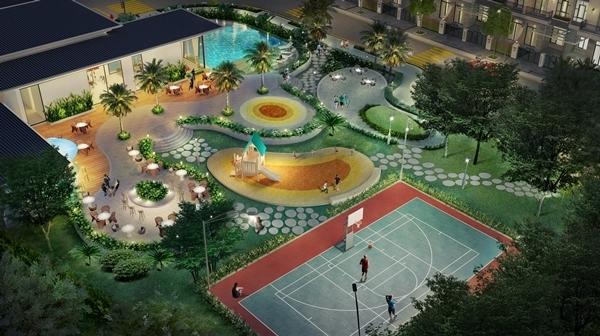 Verosa Park - không gian sống xanh lý tưởng cho cư dân thành đạt