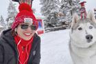 Hoa hậu Ngọc Diễm khám phá ngôi làng của 'ông già Noel'
