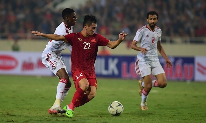 Vietnam among best performers in first leg of World Cup Asian qualifiers